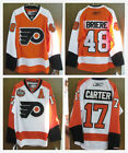 Mens Philadelphia Flyers Stitched Jersey 48 Briere 17 Carter Winter Classic