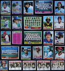 1979 Topps Baseball Cards Complete Your Set U You Pick From List 501-726 on Ebay