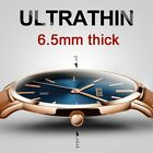 Relogio Masculino mens watches Top Brand Luxury Ultra-thin wristwatch men's watc image
