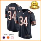Walter Payton #34 New Chicago Bears Game Limited Jersey ALL SIZE 2018 🔥🔥🔥 on eBay