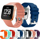 For Fitbit Versa Band Watch Silicone Strap Sport Replacement Fitness Wrist Band image