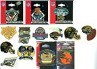 Jaguars Vintage Pin Choice 12 Pins Some new on card Jacksonville AFC NFL Brunell on eBay
