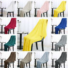 Super Soft Warm 100% Cotton Cable Knit Throw Blanket for Sofa Couch Home Bedding image