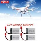 4pcs Lipo Battery for Syma X5HC F5C X5SW RC Drone quadcopter Helicopter 2019