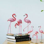 Flamingo Ornaments Indoor Resin Desktop Statue Pink Home Room  Decorative