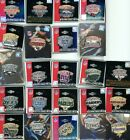 "NFL ""Property Of"" Pin Choice 21 Pins Choose Team Pin PDI/Wincraft New on Card $6.0 USD on eBay"