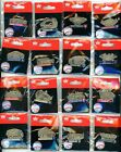 MLB Baseball Stadium Pins Your Choice of Stadiums / Ballparks New In Pkg Pin on Ebay