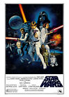 STAR WARS A New Hope, The Empire Strikes Back, Return of the Jedi – Poster Art £9.4 GBP on eBay