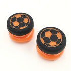 1PAIR=2PCS Football Thumb Sticks Cover Grip Button Caps For PS4 Controller
