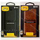 OtterBox Strada Folio Wallet Leather Case w/Card Slot For Samsung Galaxy S9