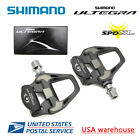 Купить Shimano Ultegra PD-R8000 Standard and +4mm SPD-SL Road Carbon Pedal with SM-SH11