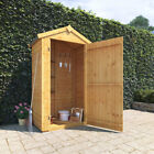 BillyOh Master Tall Garden Storage Tongue & Groove Apex Wooden Tool Log Store