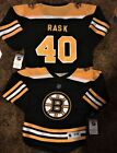 Boston  Bruins Rask Youth Sizes SM L/XL NHL Hockey Jersey $52.79 USD on eBay