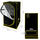 Grow Tent Kit Green Room Plant Box Silver Mylar Hydroponics Bud Dark Indoor <br/> Buy 1, get 1 at 10% off✔Bonus:2 Straps✔1-2 DAY Delivery