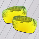 POLARIZED Replacement Lenses For-Oakley Holbrook OO9102 Sunglasses Anti-Scratch