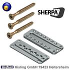 SHERPA Standard Connector XS10 - S20 - M30 - M40 With Matching Special-Screw
