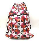 Thirty one Backpack 31 pouch bag drawstring Duffle cinch sac gift more design BN
