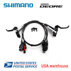 SHIMANO DEORE BR-BL-M615 Bike MTB Hydraulic Disc Brake Set Front and Rear (OE)