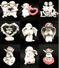 Small Angel Figurine Decorative Ornament Home Decoration Gift For Friend