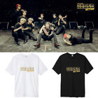 Kpop NCT 127 Album WE ARE SUPERHUMAN Concert T-Shirt Short Sleeve Tee Tops New image