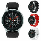 Silicone Strap Watch Bands for Samsung Galaxy Gear S3 Frontier Classic 46mm 22mm