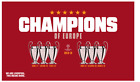 Liverpool champions flag 3X5FT Banner