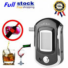Portable Digital Alcohol Breathalyser Breath Tester Breathtester w/ Blue LCD HW
