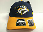 Nashville Predators Cap 2019 Official NHL Draft Stretch Flex Fit Fitted Hat $29.99 USD on eBay