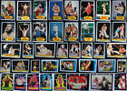 1985 Topps WWF WWE Wrestling Sticker And Trading Cards Complete Your Set U Pick