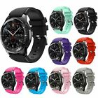Silicone Bracelet Strap Replacement Watch Band For Samsung Galaxy Watch 46mm image