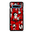 BETTY BOOP COLLAGE Samsung S5 S6 S7 S8 S9 S10 S10e Edge Plus Case Cover $20.79 CAD on eBay