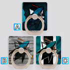 San Jose Sharks Mobile Phone Holder Grip Ring Stand Mount Sticky $3.99 USD on eBay