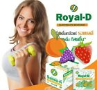 Royal D Electrolyte Health Sports Supplement Drink Strawberry Grape Orange 5 Pks $6.49 USD on eBay