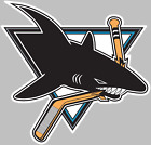 San Jose Sharks NHL Decal Sticker Choose Size 3M air release BUY 3 GET 1FREE $16.95 USD on eBay