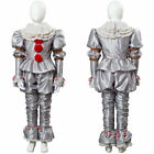 Kyпить Kid's It Chapter Two 2 Pennywise Clown Cosplay Costume Suit Outfit Set Halloween на еВаy.соm