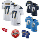 Los Angeles Chargers Philip Rivers #17 Football Men's Stitched Jersey best quali $35.55 USD on eBay
