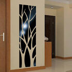 Modern Tree Mirror Removable Decal Art Mural Wall Sticker Home Room Decor CO