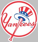 MLB New York Yankees Decal Sticker Choose Size 3M air release BUY 3 GET 1 FREE on Ebay