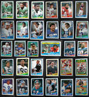 1988 Topps Football Cards Complete Your Set Pick From List 201-396 1000 Yard Clu $0.99 USD on eBay