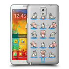 HEAD CASE DESIGNS YOGA ANIMALS 2 BACK CASE FOR SAMSUNG PHONES 2