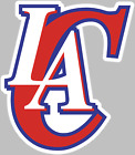 LA Clippers NBA Los Angeles Decal Sticker Choose Size 3M Vinyl BUY 3 GET 1 FREE on eBay