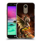 OFFICIAL ANNE STOKES AGE OF DRAGONS BACK CASE FOR LG PHONES 1