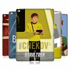 OFFICIAL STAR TREK EMBOSSED ICONIC CHARACTERS TOS BACK CASE FOR APPLE iPAD on eBay