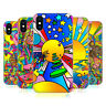 OFFICIAL HOWIE GREEN PSYCHEDELIC BACK CASE FOR APPLE iPHONE PHONES