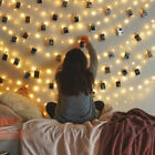 Led Copper String Lights Battery Rice Wire Copper Fairy Lights Party Home Decor