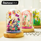 Rolife DIY Modeling Clay With LED &Glass Dust Box Polymer Fariy Decoration Gift  image