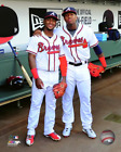 Ronald Acuna & Ozzie Albies Atlanta Braves MLB Photo VG039 (Select Size) on Ebay