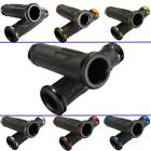 Pair 7/8 inch 22mm Universal Motorcycle Bike Handlebar Rubber Gel Hand Grips US $8.29 USD on eBay