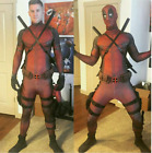 Men&Boy Deadpool Lycra spandex Costume Cosplay Fancy Dress Party Book Week HOT
