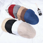 Men Flat Cap Beret Hat Driver Country Peaky Newsboy Golf Summer Hats Sun Caps AU